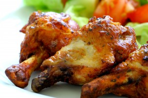 Barbecued Beer Can Chicken Recipe