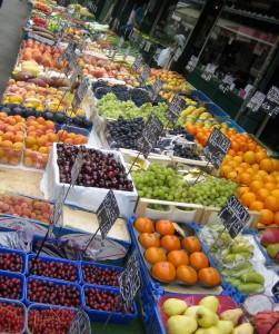 Sugary Fruits
