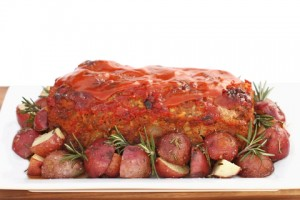 Lou Hammond's Meatloaf Recipe
