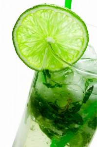 Green Tea Mojito, Cinco de Mayo cocktail