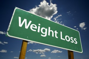 Weight loss sign, weight loss