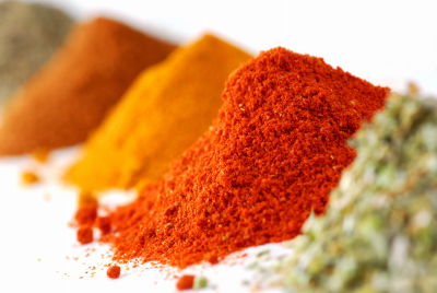 Spice benefits