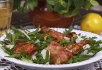 Arugula-Bacon-and-Parmesan-Salad-Recipe