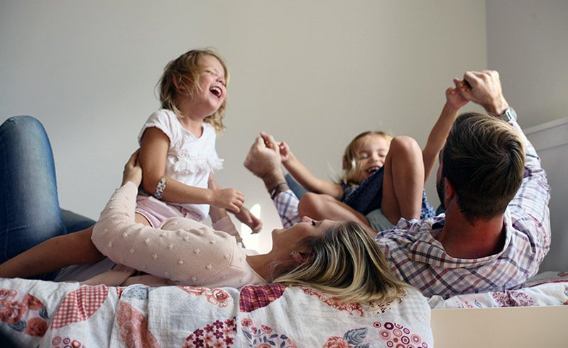 Benefits of Spending Time with Your Family