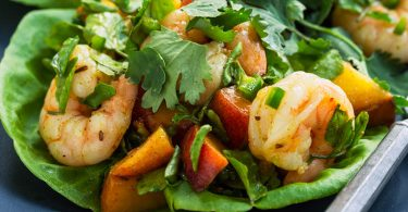 Shrimp and Mango Recipe