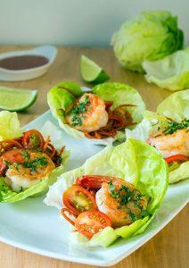 Shrimp and Mango Recipe