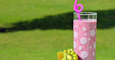 Black Seed Oil Fruit Smoothie Recipe