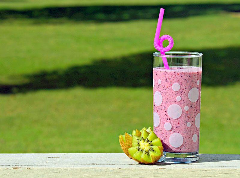 Black Seed Oil Fruit Smoothie Recipe