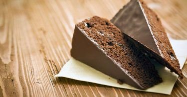Flourless French Chocolate Cake Recipe
