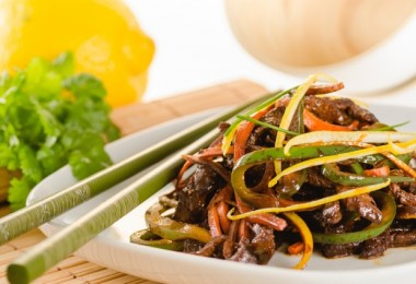 Hoisin Beef Stir Fry Recipe