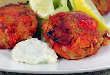 Low Carb Lobster Cakes Recipe