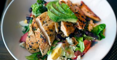 Silver Cloud Cobb Salad Recipe