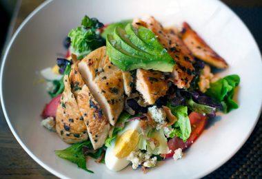 Silver Cloud Cobb Salad Recipe
