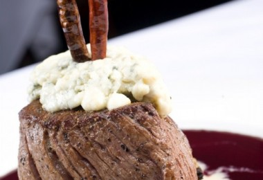 Stilton-Beef-with-Sherry-Mushroom-Sauce